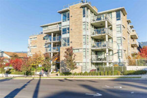 Spacious 1 bedroom apartment in the heart of North Vancouver