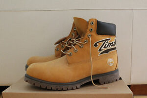 Timberland Varsity 6'' Boots - 10.5 - Wheat - NEW