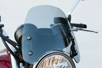 Dart Fly Screen - Light Tint - Triumph Bonneville