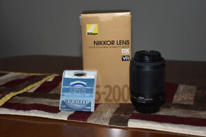 For Sale: Nikon AF-S DX LENS 55-200 F-4-5.6G IF ED VR