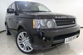 2010 60 LAND ROVER RANGE ROVER SPORT 3.0 TDV6 HSE 5DR AUTOMATIC 245 BHP DIESEL