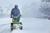 Snow Removal - Fredericton  & Oromocto