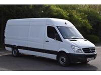 2.1 313 CDI 5D 129 BHP LWB HIGH ROOF DIESEL MANUAL PANEL VAN 2012