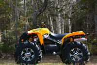 2007 Can Am Renegade 800 / In good condition