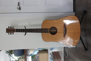 Baden acoustic with LR Baggs Lyric pickup