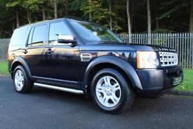 2008 08 LAND ROVER DISCOVERY 2.7 3 COMMERCIAL 1D AUTO 188 BHP DIESEL