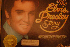 Collection ELVIS  STORY