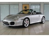 2004/04 Porsche 911 (996) C4S 3.6 Manual Cabriolet
