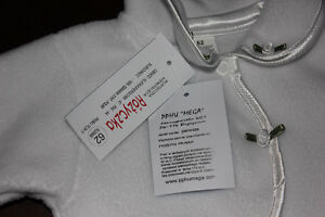 Brand new (with tags) baptism coat for girl Cambridge Kitchener Area image 2