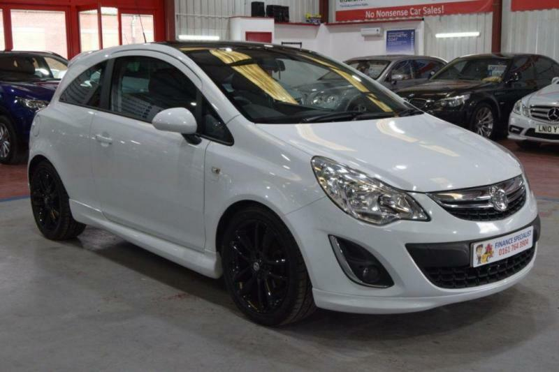 2012 12 VAUXHALL CORSA 1.2 LIMITED EDITION 3D 83 BHP