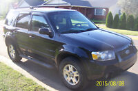 2006 Ford Escape 4x4 LIMITED SUV OBO MUST SELL ASAP