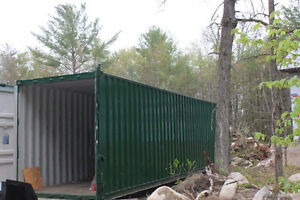 Used 40' Sea Container