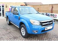 2010 FORD RANGER THUNDER 4X4 TDCI 143 DOUBLE CAB PICK UP DIESEL