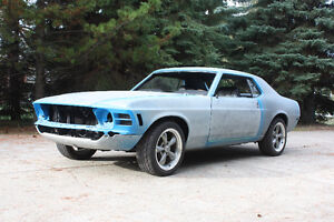 1970 Mustang Coupe resto-mod
