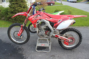 2014 CRF250R For Sale