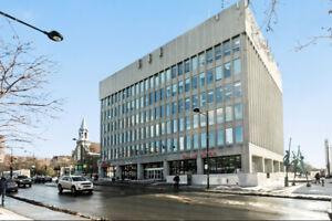 Office space for lease in Plaza Côte des Neiges