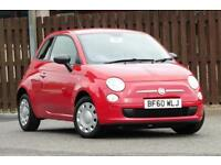 2010 FIAT 500 1.2 POP 3DR (START/STOP) HATCHBACK PETROL