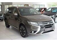 2016 Mitsubishi Outlander 2.0h 12kWh GX3h CVT 4WD (s/s) 5dr SUV Hybrid – Petrol/
