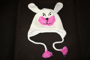 Ladies Winter Rabbit Hat - one size-NEWwith tags Kitchener / Waterloo Kitchener Area image 1
