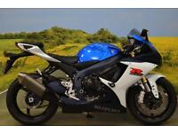 Suzuki GSX-R750 2012**BREMBO BRAKES, HEATED GRIPS, ADJUSTABLE SUSPENSION**