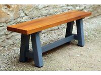 Bespoke Kitchen & Garden Dining Benches - OP Woodcraft