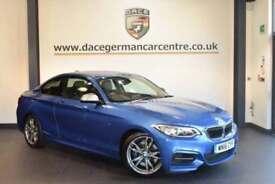 2016 16 BMW 2 SERIES 3.0 M235I 2DR AUTO 322 BHP
