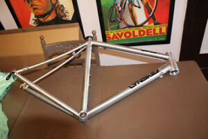 CADRE NEW Ti Titanium LYNSKEY Sportive Med Road Route FRAME