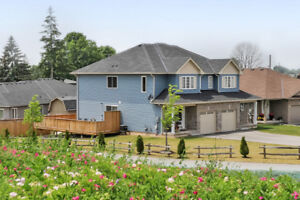 New Build Two Storey Semi Along Welland Canal