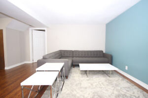 2 Bedroom Basement Apartment (with W/O + 1 Parking) *No Laundry*