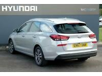 2018 Hyundai i30 1.0 T-GDi (120ps) SE Petrol silver Manual