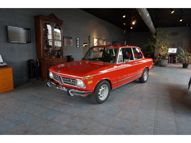 Image 1 of BMW: 2002 2002 Red 2589631