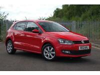 Volkswagen Polo 1.4 Match 5dr PETROL MANUAL 2012/12