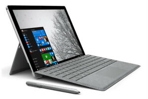 Microsoft Surface Pro 4, 2.4GHz Core i5, 15GB RAM, 256GB Storage