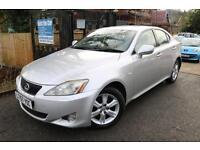 Lexus IS220 D Silver Low Mileage FSH Long MOT Finance Available