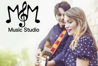 M&M Music Studio – Professional Music Lessons in the SW