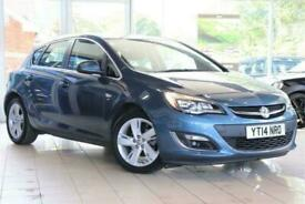 image for 2014 14 VAUXHALL ASTRA 1.6 SRI 5D 115 BHP PETROL AUTOMATIC