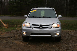 2005 MAZDA TRIBUTE GS AWD