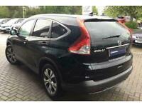 2015 Honda CR-V Ex I-Dtec Auto Automatic 125cc Diesel Automatic