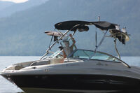2007 Sea Ray Sundeck 220
