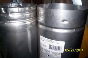 liner rigide pour cheminée