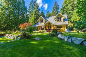 Gambier Island House for sale:  3 bedroom 2,000 sq.ft.