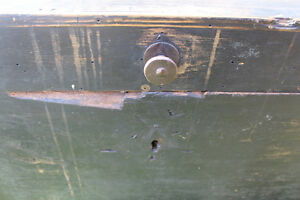 Old Antique Settler's Box/Chest London Ontario image 7