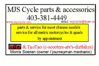 Motorcycle repair jobs by appointment (journeyman M/C mechanic)