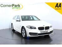 2014 BMW 5 SERIES 520D SE TOURING ESTATE DIESEL