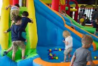Birthday parties, bouncy castle rentals & daycare outings