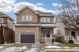 Excellent Family Home In Clarington