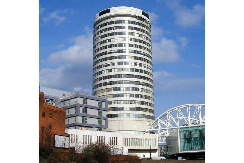 Stunning Studio Apartment in the famous Rotunda building ...