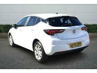 2020 Vauxhall Astra 1.5 Turbo D 105 Business Edition Nav 5dr Hatchback Manual Ha