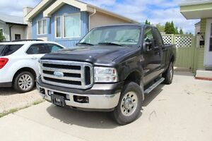 2006 FORD F-250 XLT SD TRUCK FOR SALE! FIRST REASONABLE OFFER!