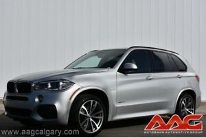 2014 BMW X5 35D M-SPORT BMW WARRANTY UNTIL 2020 or 200,000KM